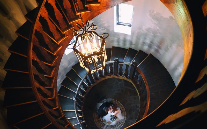 spiral staircase-title