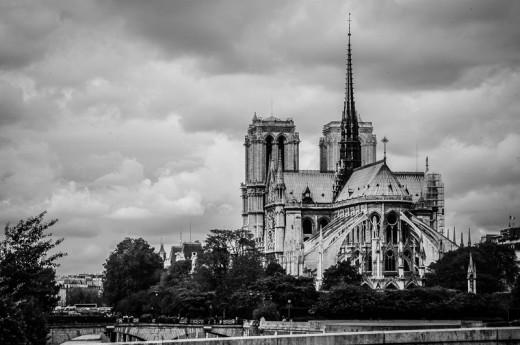 Notre Dame, Paris, 2006