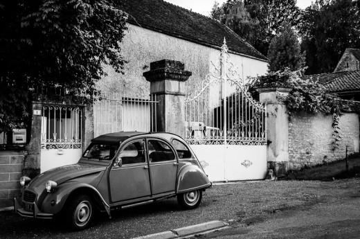 Citroen, Bourgogne